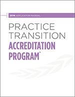 2016 Practice Transition Accreditation Program Application Manual