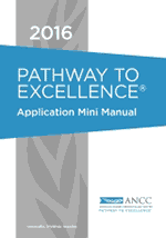 2016 Pathway To Excellence Application Mini Manual
